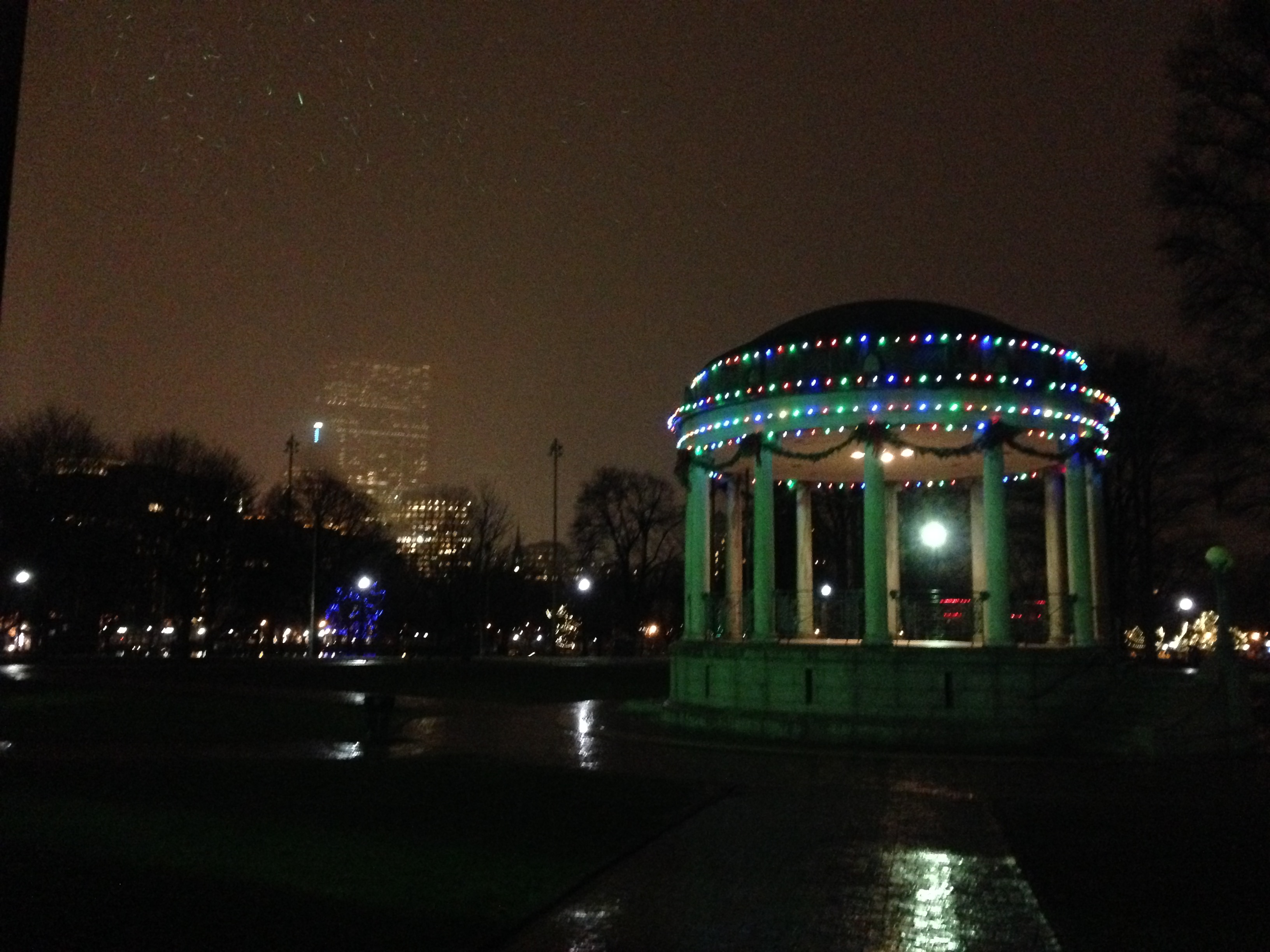 Boston Common (Night)